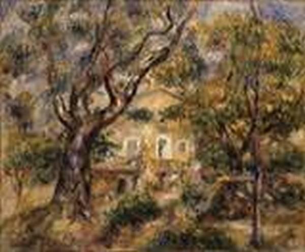 The farm at les collettes cagnes 1908 14 xx metropolitan museum of art new york